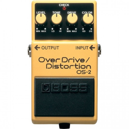 Pedal Efecto Boss Overdrive Os-2