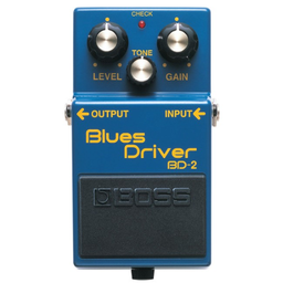 Pedal Efecto Boss Blues Driver Bd-2
