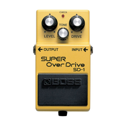 Pedal Efecto Boss Super Overdrive Sd-1