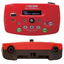 Procesador Audio Boss Ve-5 Rd
