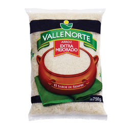 Valle Norte Arroz Extra Vallenorte