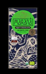 Tableta de Chocolate Dark Organico Al 70% Origen San Martin