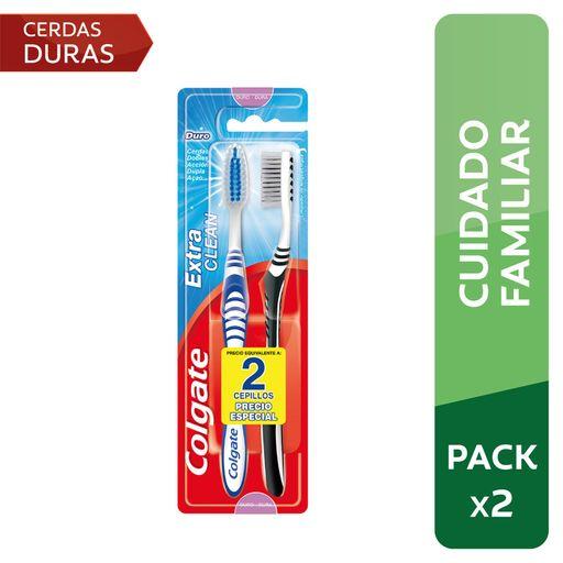 Colgate Cepillo Dental Extra Clean