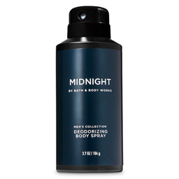 Spray Desodorizante Corporal Midnight