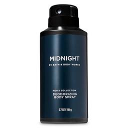 Spray Desodorizante Corporal Midnight
