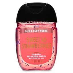 Gel Antibacterial Sweet As Strawberries