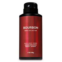 Spray Desodorizante Corporal Bourbon