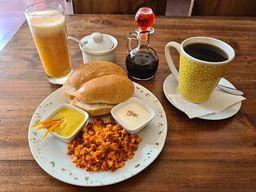 Desayuno a la Huachana