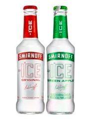 Smirnoff Ice Red O Green 355Ml. 2X