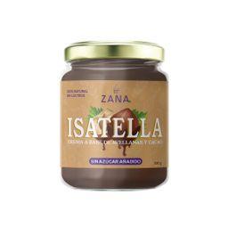 Isatella Crema de Avellanas y Cacao 230g