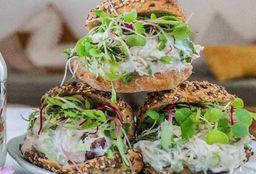 Chicken Salad Sandwich Fit