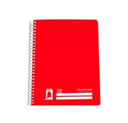Cuaderno Anillado A-4 Rayado