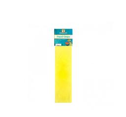 Papel Crepe Plusx1 Amarillo