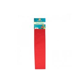 Papel Crepe Plusx1 Rojo