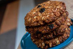 Cookie de Avena Vegana