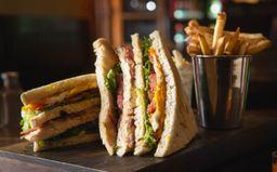 Club Sandwich Fuego