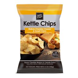 Inka Chips Papa Queso y Cebolla