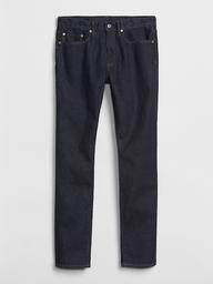 Jeans Slim Resin Rinse Hombre