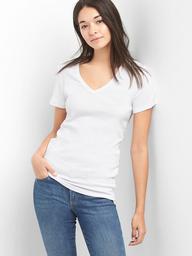 Polo Clásica Cuello V Mujer