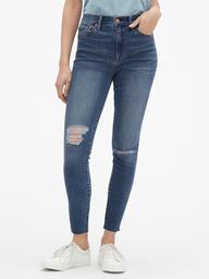 Jeans Legging Ankle Tiro Alto Daisy Mujer