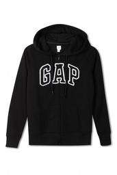 Polera Logo Gap Clasico Con Cierre Mujer