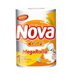 Papel Toalla Nova Megarollo 1 U