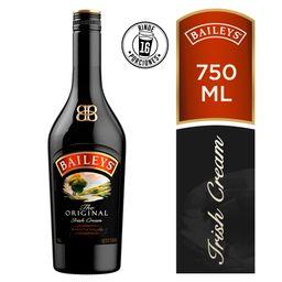 Baileys Crema De Licor Original Irish Cream