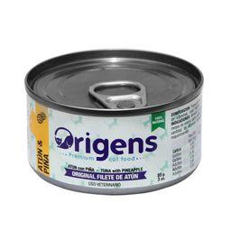 Filete Atún & Piña Premium - Comida para Gato - 85 gramos