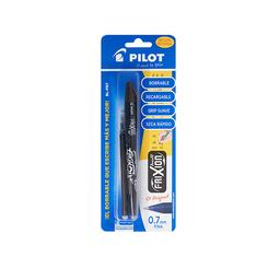 Bolígrafo Pilot Frix Blfr7 Negr +Rpto X1
