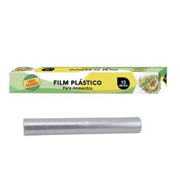 Film Plast P Alimento 0.30X15Mt U.Diario
