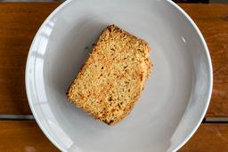Keke sin Gluten de Zanahoria