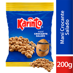 Karinto Maní Crocante Salado