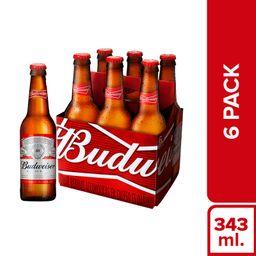 Budweiser Six Pack