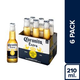 Coronita Corona Six Pack Botella