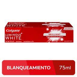 Colgate Crema Dental Luminous White