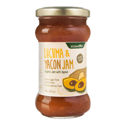 Ecoandino Mermelada Lúcuma Yacon Orgánico