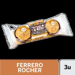 Ferrero Rocher Rocher X3 Unidades