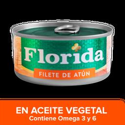 Florida Filete De Atun Agua Y Sal