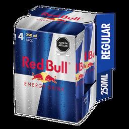 Four Pack Red Bull Energy Drink 250 Ml