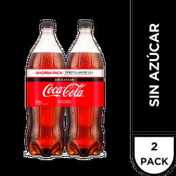 Coca-Cola Sin Azucar Gaseosa Zero