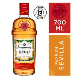 Tanqueray Gin Sevilla