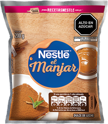 Nestlé Manjar de Leche Condensada