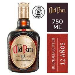 Old Parr Whisky 12 Años