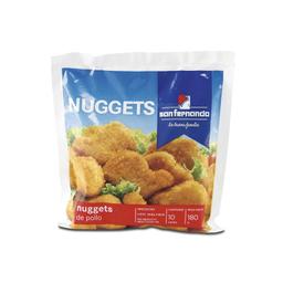Comida San Fernando Nuggets de Pollo 180 g