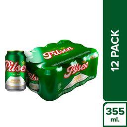 Pilsen Callao Cerveza Nr Pilsen Twelve Lata