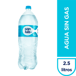 San Luis Agua Sin Gas