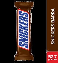 Snickers Barra de Chocolates