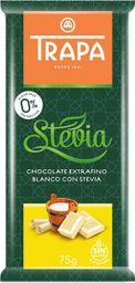 América Orgánica Trapa Chocolate Stevia Blanco