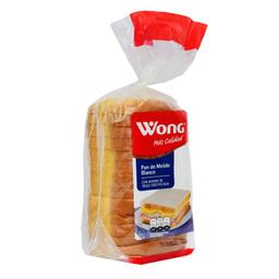 Pan Wong de Molde Blanco 350 g