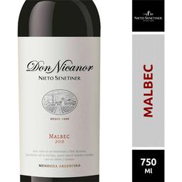 Bardinet Vino Don Nicanor Nieto Senetiner Malbec
